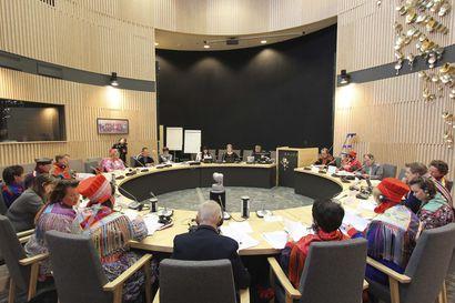 Saamelaiskäräjät vetoaa Lapin liittoon Jäämeren radan linjauksen poistamiseksi maakuntakaavasta