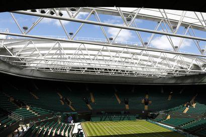 """Wimbledonin tennisturnauksella hätäkokous: – """"Ei turnauksen järjestämistä voi edes ajatella"""""""