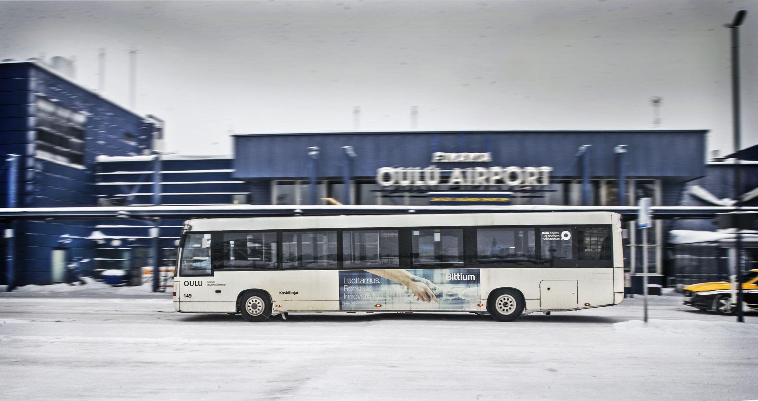 Bussit Lentokentälle