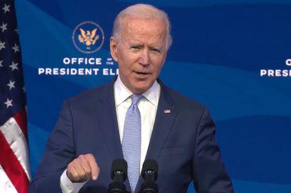 """Tuleva presidentti Joe Biden kutsui kongressin mellakasta vastuullisia henkilöitä kotimaisiksi terroristeiksi – """"Yksi maamme historian synkimmistä hetkistä"""""""