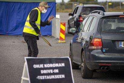 Oulussa on todettu koronatartuntoja, joiden alkuperä ei ole tiedossa – kaupunki muistuttaa lieväoireisiakin hakeutumaan koronatestiin