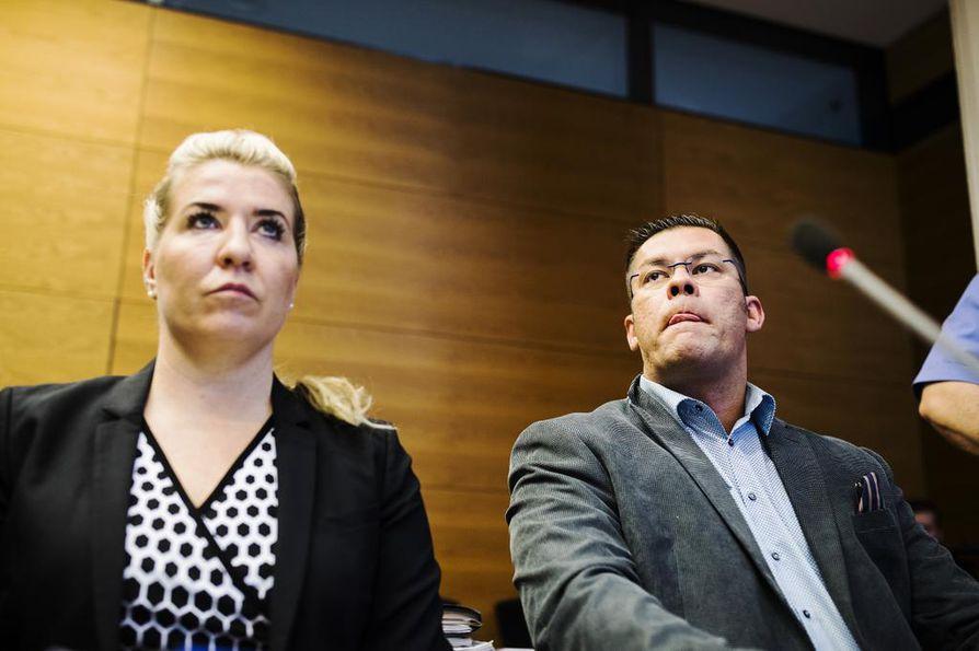 MV-julkaisun perustaja Ilja Janitskin odottaa tuomiota lukuisista syytteistä. Kyselyn mukaan MV-julkaisu liittyi suurimpaan osaan häirintätapauksista.