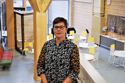 Susanne Nyman on Hirsikampuksen uusi rehtori – Nymanille tärkeintä työssä on varmistaa arjen mutkaton sujuminen