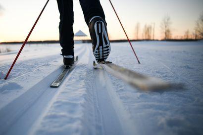 Luistelutyyli sujuu jo useimmilla Oulun kaupungin hallinnoimilla laduilla – hiihtäminen omalla vastuulla, jos latua ei ole merkitty avatuksi