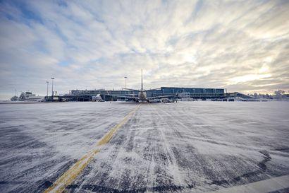Rovaniemen lentoasema 80 vuotta – Ensimmäinen lento Helsingistä kesti useita tunteja