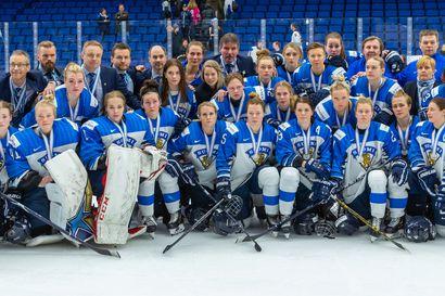 Yle: Naisten MM-jääkiekko peruttiin