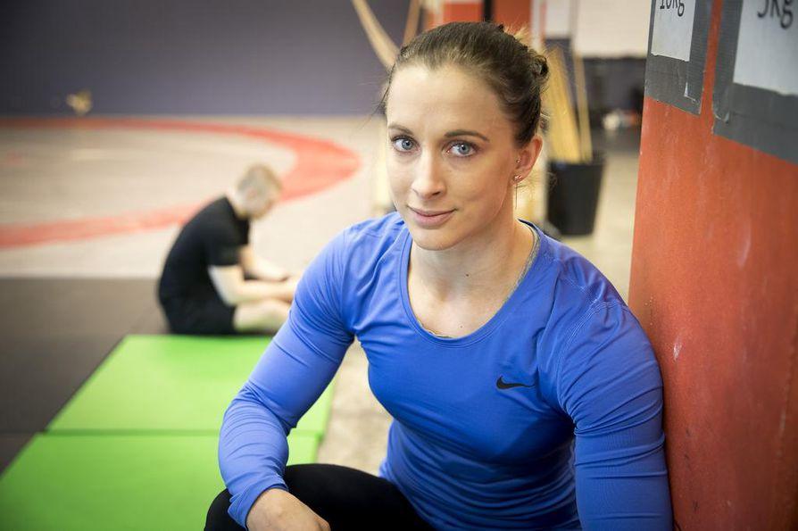 Painonnostaja Anni Vuohijoki hyökkää alkuvuodesta olympiapaikan kimppuun. Urheilija itse arvioi kisalipun lunastamisen todennäköisyydeksi 70–75 prosenttia.
