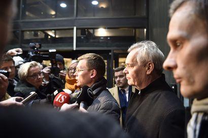 SK:n tietojen mukaan Rinne valmis eroamaan jos pakko,  seuraajasuosikki pääministeriksi Sanna Marin