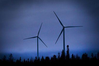 Pajalan Käymävaaraan suunnitellaan 58 tuulimyllyn puistoa