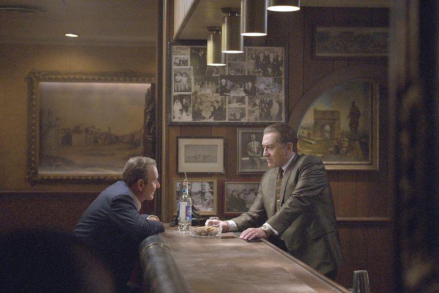Joe Pesci ja Robert De Niro ovat jälleen yhdessä.