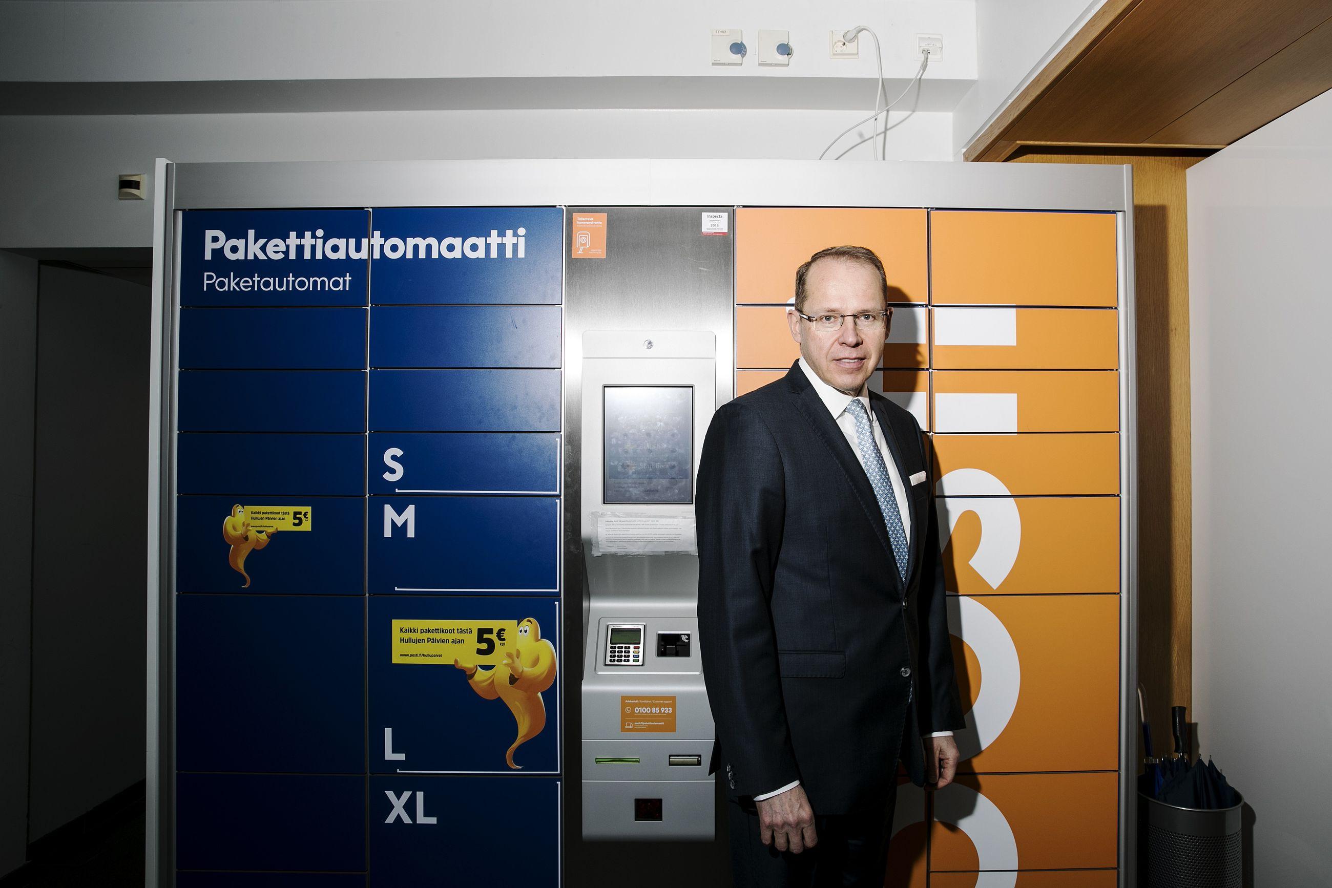 Postin Toimitusjohtaja Palkka