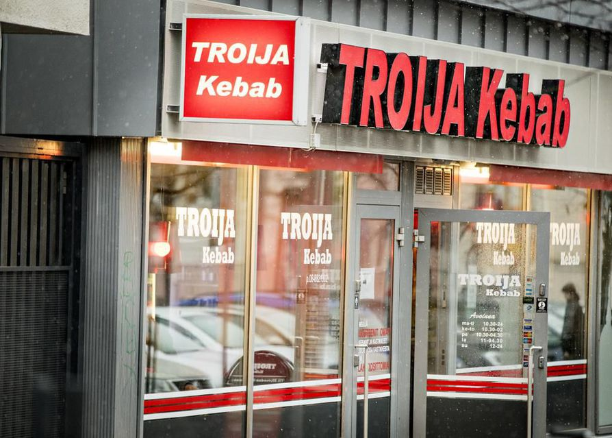Troija Kebab voitti Kalevan Oulun paras kebab -äänestyksen.