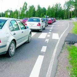 Tien sortuma aiheutti ruuhkia Kuusamontiellä Oulussa – liikenne tiellä saatiin palautettua normaaliksi 12 tunnin jälkeen