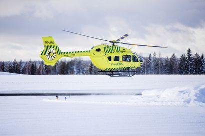 """Finnhemsin ja Rajavartiolaitoksen Rovaniemen tukikohdan helikoptereissa ei ole jäänpoistojärjestelmää – """"Operointikyky jäätävissä olosuhteissa olisi toivottavaa"""""""