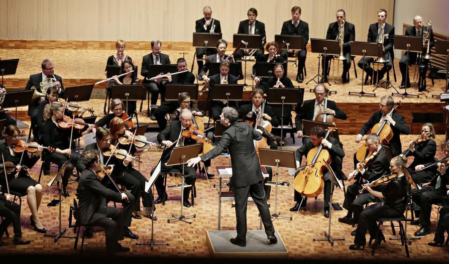 Oulu Sinfonia on julkaissut kausiohjelmansa syksylle.