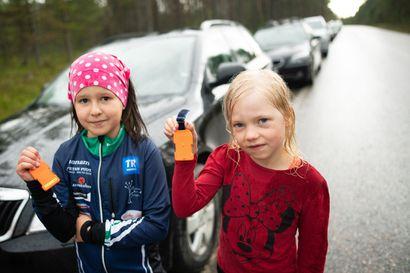 Muhoslaiset liikunnallisella lomaviikolla Kuusamossa – Iltarastiviikko houkutteli Koillismaalle