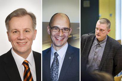 Kemin uuden kaupunginjohtajan nimi selviää tiistaina – valtuustoryhmät tenttaavat ehdokkaat vielä suljettujen ovien takana