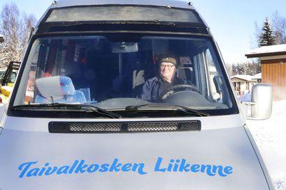 Kuljettajasta bussiyrittäjäksi – Taivalkoskella on pitkästä aikaa paikallinen linja-autoliikenne -yritys