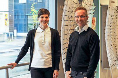 """Rovaniemen Specsavers Optikko pitää huolen asiakkaistaan – """"Kaikilla on oltava varaa hoitaa omaa silmäterveyttään"""""""