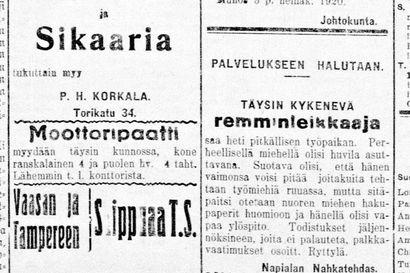 Vanha Kaleva: Ajomiehillekin kuuluu kesäloma ajallaan