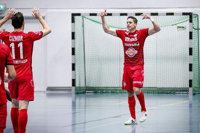 FC Kemi aloitti heti räväkästi – Sievi FS kaatui vieraissa puhtaasti murskalukemin