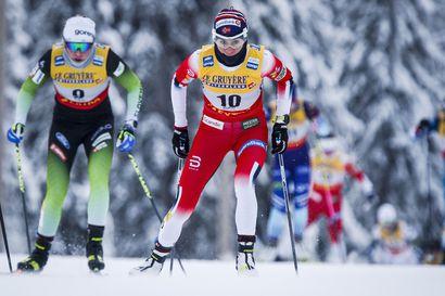 Yle: Lillehammerin kisoja ei Rukalle
