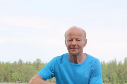 Tämä mies on juossut jo viisi kertaa maapallon ympäri – taivalkoskelainen on juossut loppuun sadat lenkkitossut