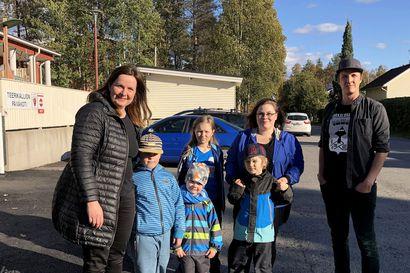 Taas uusia päiväkoteja yksityistämislistalla Rovaniemellä – Teerikallion vanhemmat pelkäävät, että hyvä päiväkoti romuttuu täysin