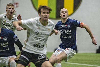 """AC Oululle niukka tappio cup-avauksessa: """"Heillä on nälkäisiä poikia"""""""