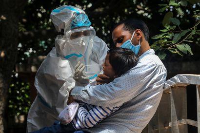 Koronavirustilanne synkkenee Intiassa – virallisten koronalukujen ulkopuolelle pelätään jäävän lukuisia tapauksia