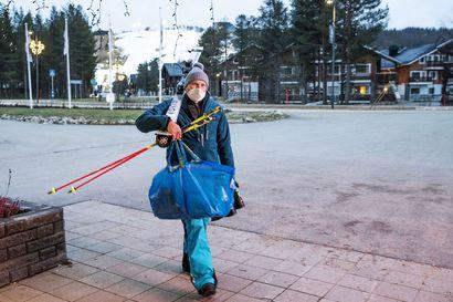 Yhden laskijan menestyksestä hyötyvät kaikki - Kalle Palanderilla on suuri huoli, että Suomi on jäämässä välinepuolella mopen osaan