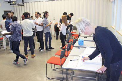 Kivapuhe-hanke tavoitti Pudasjärven lapset ja nuoret – päätöstapahtumassa Musta Barbaari