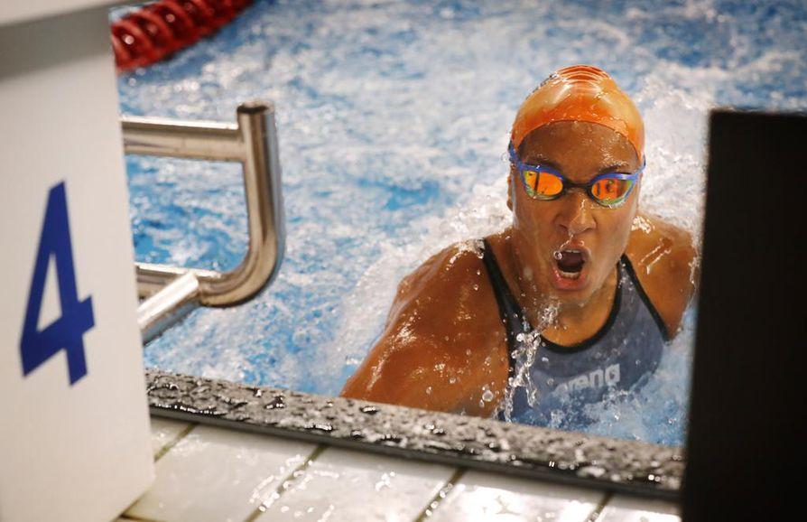 Jallow luottaa siihen, että vuoden kova harjoittelu poikii onnistumisia Etelä-Korean pitkän radan MM-uinneissa.