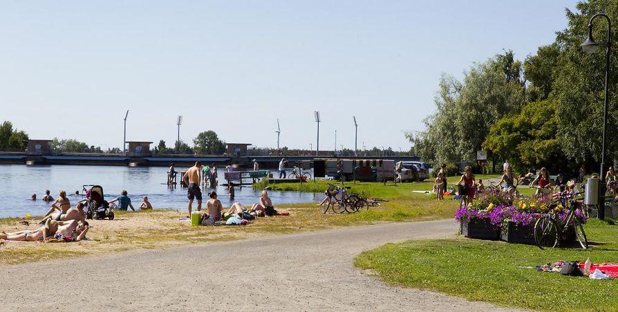 Lämsänjärvi Oulu