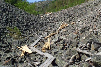 Lumen ja sulamisvesien vaurioittama Isokurun reitti Pyhä-Luoston kansallispuistossa on suljettu – muut reitit ovat auki