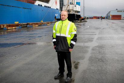 Avi myönsi luvan Ajoksen meriväylän syventämiselle – 70 miljoonan investoinnit riippuvat nyt Metsä Fibrestä