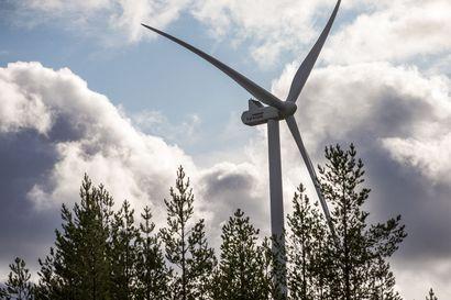 Parhalahden tuulipuiston maanrakennustyöt pääosin valmiina – voimaloiden pystytys alkaa ensi kesänä