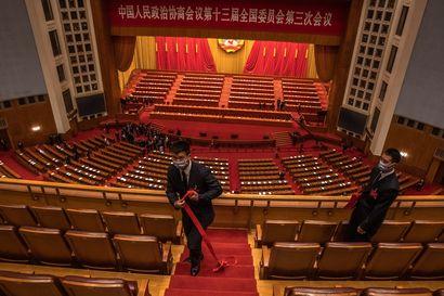 Kiinan kansankongressi hyväksyi Hongkongin turvallisuuslain – Yhdysvallat uhkaa taloudellisilla seurauksilla
