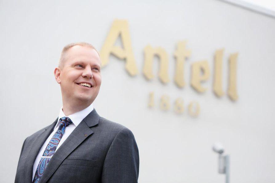 Tomi Lantto on toiminut MaRan hallituksen puheenjohtajana vuoden 2018 alusta.