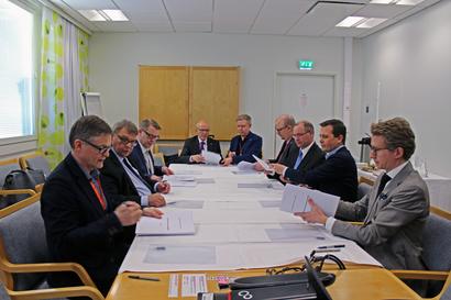 Lapin keskussairaalan laajennuksen rakentaminen alkaa huhtikuussa – valmista tulee vuoteen 2023 mennessä