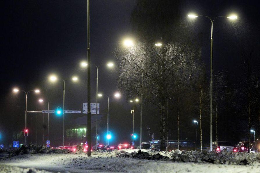 Oulu on edelleen turvallinen kaupunki.