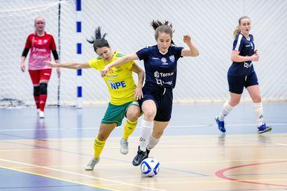 Futsal Team Kemi-Tornio kohtaa HIFK Futsalin naisten liigan puolivälierissä