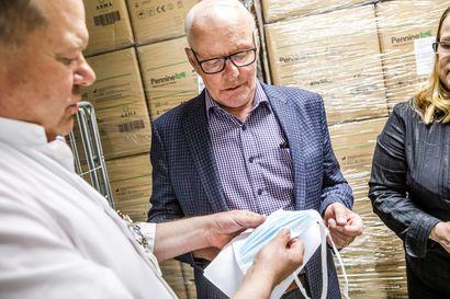 LKS:n lahjamaskit eivät läpäisseet VTT:n testiä – Sava Group on reklamoinut kiinalaisvalmistajaa