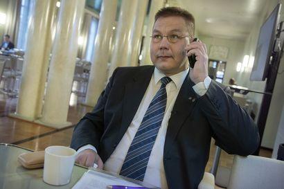 Kansanedustaja Mäenpää ei saa syytettä vieraslajipuheestaan – he äänestivät syytelupaa vastaan