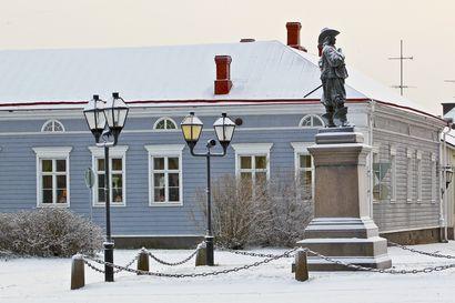Tästäkö uusi nuorisotila Raaheen – Kokoomuksen valtuustoryhmä esittää harkittavaksi Friemanin taloa