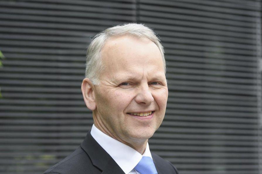 Maa- ja metsätalousministeri Jari Leppä.