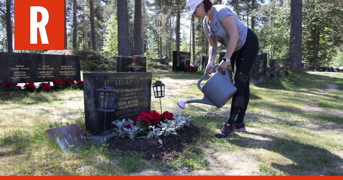 Hautausmaa Kesätyö