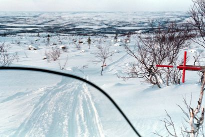 Moottorikelkkauralupien myynti loppuu tältä keväältä Lapissa