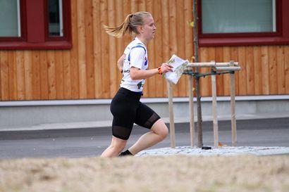 Ojanaho toiseksi Euromeetingissä, maajoukkuedebytantti Venla Taulavuori 12:s