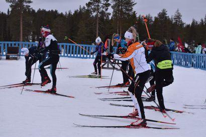 Taivalvaaralla hiihdetään Hopeasomman loppukilpailut – suuri junioriurheilutapahtuma viedään läpi erityisjärjestelyin